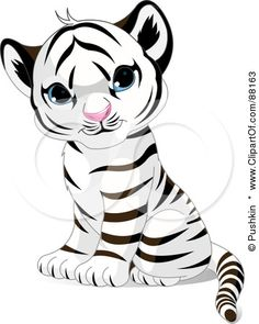 Google Image Result for http://images.clipartof.com/small/88163-Royalty-Free-RF-Clipart-Illustration-Of-An-Adorable-Sitting-Baby-White-Tiger-Cub-With-Blue-Eyes.jpg