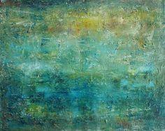 """Opt.43 'Softly Whispering' by Derek Kaplan Acrylic ~ 16""""h x 20""""w Derek Kaplan"""