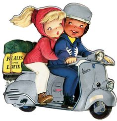 Klaus and Lotte (1950s children's book)