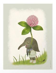 Elephant - Greg Abbott