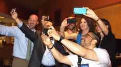 Group selfie at #NACE14!
