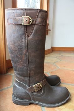Love Muck boots! Keep your feet warm & dry and they hold up to ...