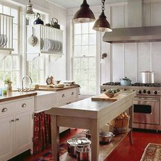 21 Inspiring Kitchen Makeovers