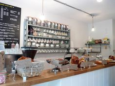 Maison d'etre  154 Canonbury Road  London  N1 2UP - where I had  a great coffee