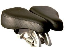 Pro Hub X2 Adjustable Bicycle Saddle