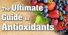 Antioxidants are a crucial part of optimal health – learn about their benefits, as well as what the best antioxidant-rich foods you can add to your diet are. https://articles.mercola.com/antioxidants.aspx