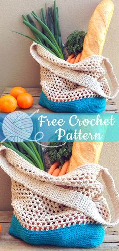 MARKET BAG [CROCHET FREE PATTERNS] #bag #crochet #freecrochetpattern #crochetlove #diy #tutorialcrochet #videocrochet #pattern