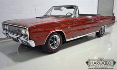 1967 Dodge Coronet R/T HEMI Convertible