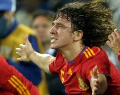 Spain World 2019 Cup semifinal goalscorer Carles Puyol.
