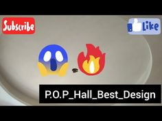 Hall pop Designs - YouTube Pop Design Photo, Simple False Ceiling Design, Youtube, Youtubers, Youtube Movies