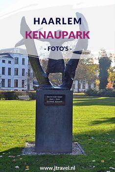 Niet ver van het station van Haarlem ligt het Kenaupark met het momument van verzetsstrijdster Hannie Schaft. Mijn foto's van dit park zie je op mijn website. Kijk je mee? #kenaupark #haarlem #hannieschaft #jtravel #jtravelblog #fotos