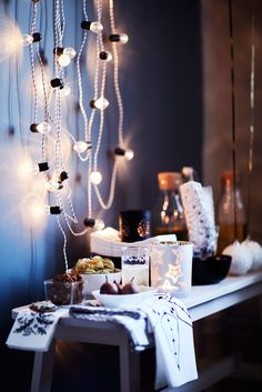 Turn a little light on seasonal elegance this year. The new WINTER collection is here. #IKEA #WINTER #Holidays #Underoneroof #IKEAhasyourback #IKEAcollections