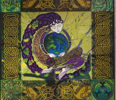 Celtic Mandala 2017 Wall Calendar: Earth Mysteries & Mythology by Jen Delyth. Click through to see the most recent edition! Celtic Mandala, Celtic Art, Mandala Art, Vikings, Celtic Mythology, Celtic Goddess, Goddess Art, Mother Goddess, Divine Mother