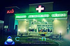Campos Gerais recebe a maior edificação em Pronto Atendimento médico da história.