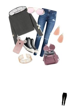 """""""Untitled #9"""" by banna0316 on Polyvore featuring River Island, Disney, Converse and Panacea"""