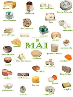 Fromage Cheese, Queso Cheese, Wine Cheese, French Cheese, Cheese Lover, Cheese Platters, How To Make Cheese, Wine And Beer, French Food
