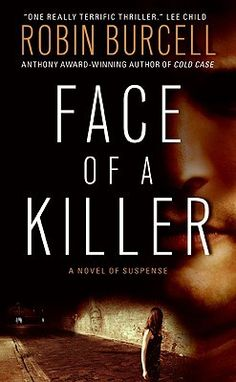 Face of a Killer by Robin Burcell. First book in the Sydney Fitzpatrick series.