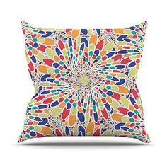 "Kess InHouse Miranda Mol ""Flourishing Blue"" Multicolor Geometric Throw Pillow, 26 by 26"" Kess InHouse http://www.amazon.com/dp/B00YTWKB7M/ref=cm_sw_r_pi_dp_X6.cxb13E6B51"