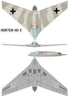 Horten+Ho+X+by+bagera3005.deviantart.com+on+@DeviantArt