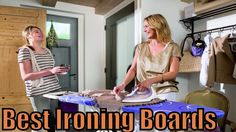 Top 5 Best Ironing Board Reviews 2017