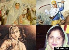 10 Sikh Women You Should Know and Why You Should Know Them  http://www.huffingtonpost.com/valarie-kaur/10-sikh-women-you-should-know_b_1353700.html