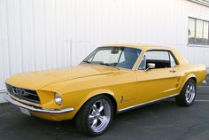 67 mustang   67 MUSTANG COUPE