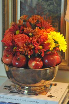 ^^ Flowers were arra