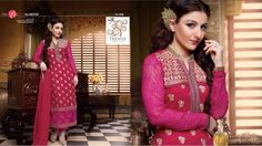 Georgette Embroidery Semistiched Salwar Suit . Limited Stock only Hurry up. Worldwide & Free shipping in India. For more details and booking contact us on sbtrendz@gmail.com or Whatsapp 91 9495188412; Visit us on http://ift.tt/1pWe0HD or http://ift.tt/1NbeyrT to see more ethnic collections. #GeorgetteSuit #designergown #designersarees #CottonSuit #SalwarSuit #ChanderiCotton #Lehenga #AnarkalaiSuit #BollywoodReplica #DressMaterials #Churidar #Kurti #salwarkameez #Saree #HandloomSaree…