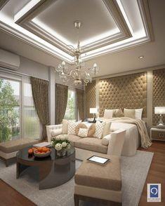 งานออกแบบแบบห้องนอนสวย