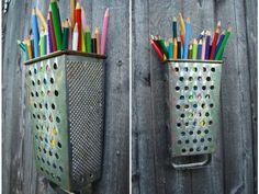 Recyclez vos vieux ustensiles de cuisine (25 idées)