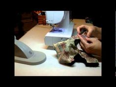 How to make a fur vest for your AG doll