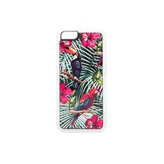 ZERO GRAVITY Tropicana iPhone 6 Case Accessories (20 AUD) ❤ liked on Polyvore featuring accessories, tech accessories and zero gravity