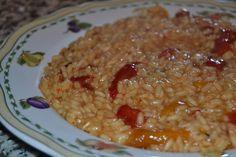 Le Ricette della Nonna: Risotto ai peperoni Risotto, Ethnic Recipes, Food, Essen, Meals, Yemek, Eten