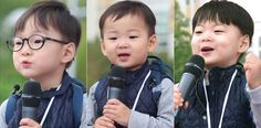 "Song Triplets Sing Their Hearts Out for Talent Competition on ""The Return of Superman"""