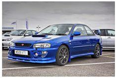 All sizes | Subaru Impreza P1, via Flickr.
