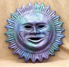 63 Best Sun Faces Images Wall Sculptures Louis Xiv