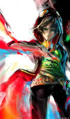 Colors by Jon-Lock Fisheye Placebo, Character Inspiration, Character Art, Yuumei Art, Manga Anime, Anime Art, Persona, Otaku, Kaichou Wa Maid Sama