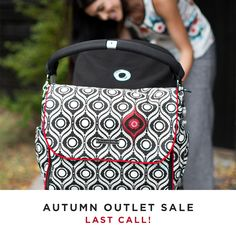 Today, 10/14, is the final day to shop the Petunia Pickle Bottom Autumn Outlet Sale! Save up to 60% on diaper bags and accessories. Shop now at www.petuniaoutlet.com.