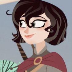 Tangled Cartoon, Disney Tangled, Disney Princess, Cassandra Tangled, Tangled Series, Cassie, Rapunzel, Disney Characters, Fictional Characters