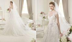 2013 Elie By Elie Saab wedding dress. Style MONCEAU