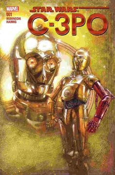 O mistério do braço vermelho de C-3PO.