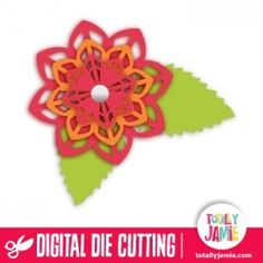 TotallyJamie's 3D flower collection will work for any project – make them as large or small as you want, use as many layers as you choose, mix and match. The possibilities are endless and all beautiful! Digital die cutting files are designed specifically with cutting machines in mind. Use them with programs such as your Silhouette, Cricut (SCAL/MTC), Pazzles, Klick-n-Kut, Wishblade or any cutting machine that can use the following file formats: SVG, PDF, and DXF.