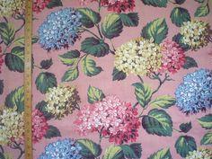 Beautiful blue hydrangea quilt fabric - would make a great garden ... : hydrangea quilt fabric - Adamdwight.com