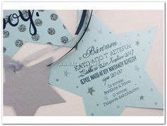 Twinkle Twinkle Little Star, Christening, Baby Shower, Stars, Birthday, Casual, Party, Invitations, Babyshower