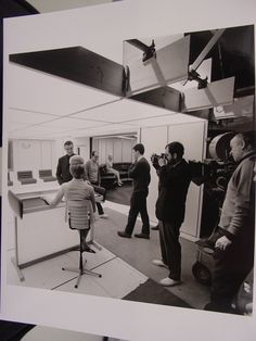Kubrick set of 2001: A Space Odyssey