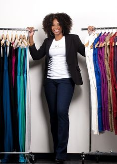 Lameka Weeks Designs Height Goddess Fashions for Tall Women