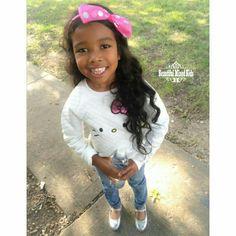 Akira - 7 Years • African American & Korean ❤ FOLLOW @beautifulmixedkids on instagram
