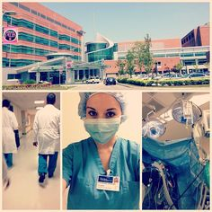 A summary of pictures from shadowing an Anesthesiologist in the OR this summer! The greatest experience ever!!!