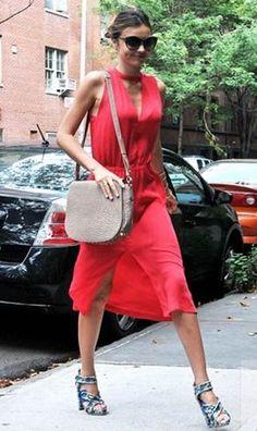Miranda Kerr in NYC