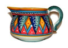 #sberna #ceramic #majolica #handmade #handpainted #madeinitaly #deruta #pottery #ceramics
